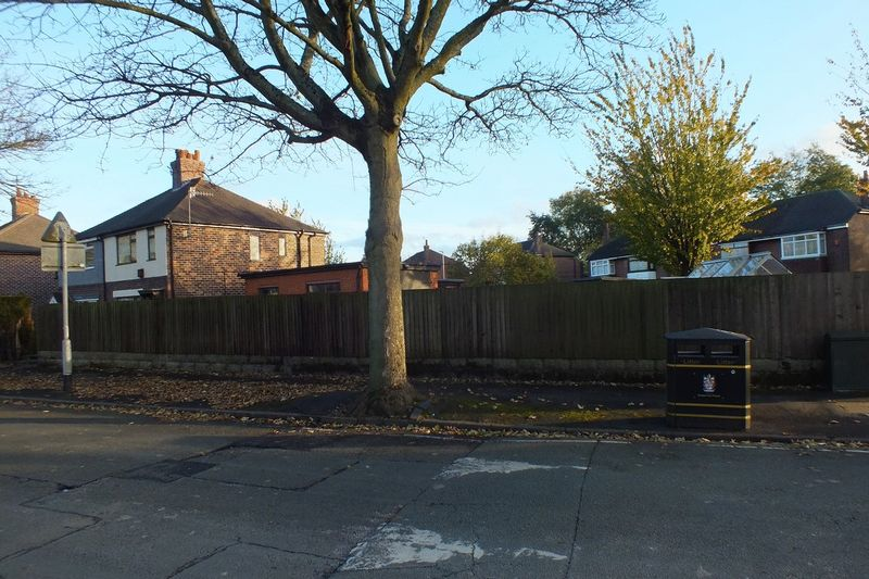 Sneyd Street Sneyd Green