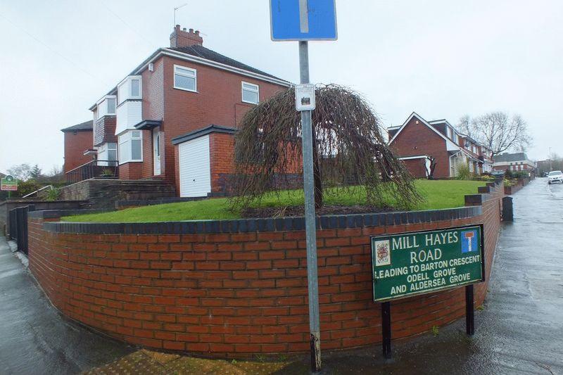Mill Hayes Road Burslem