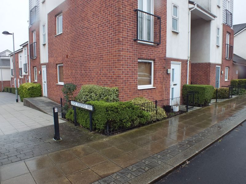 Cresswell Road Hanley