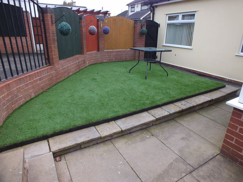Whitfield Road Ball Green