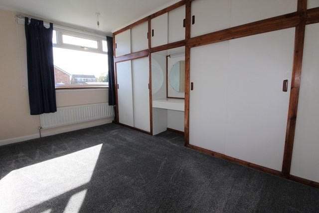 Booth Way Tottington