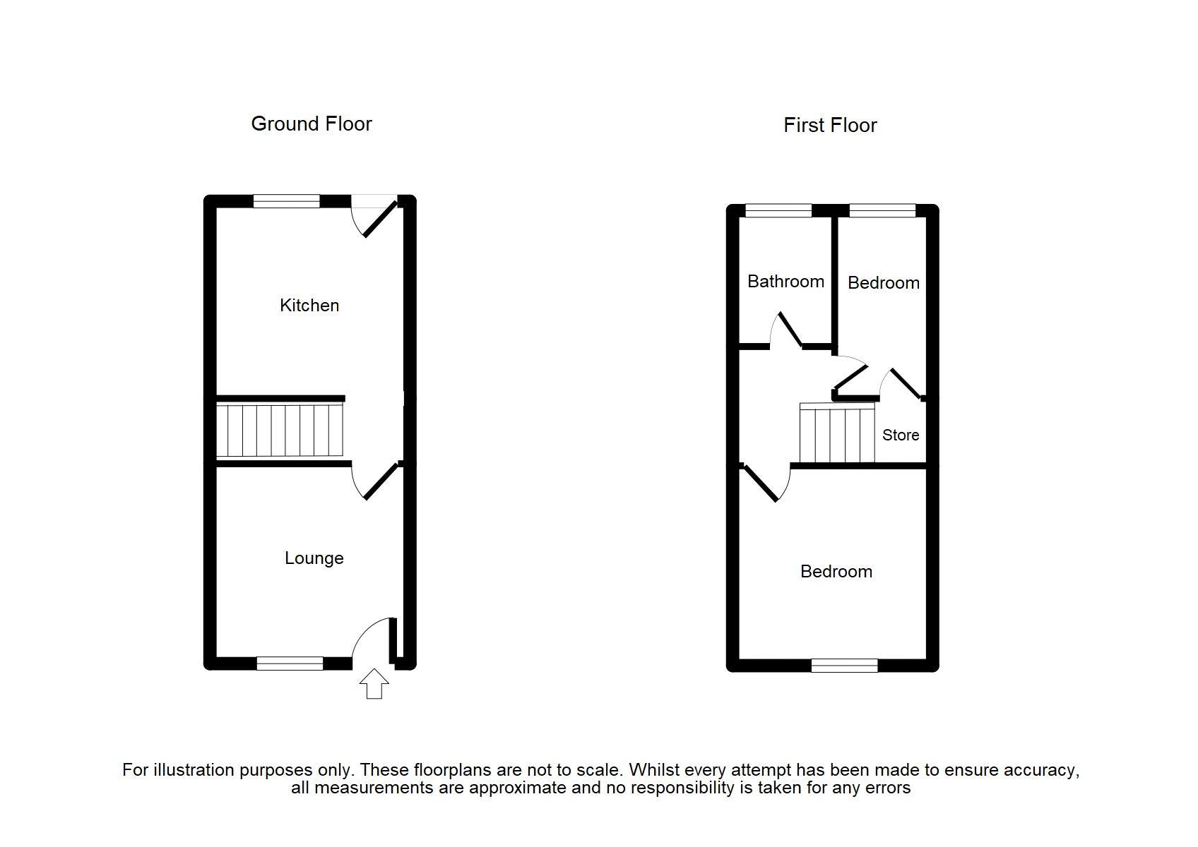 44 Lion Street Floorplan