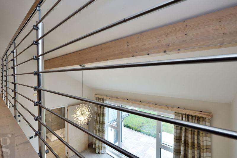Mezzanine to Main Bedroom