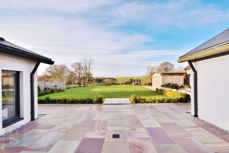 Indian Sandstone Terrace