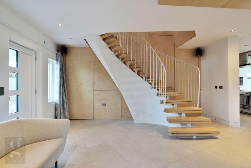 Bespoke Stairway
