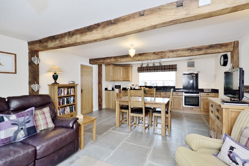 The Granary - Sitting / Dining / Kitchen