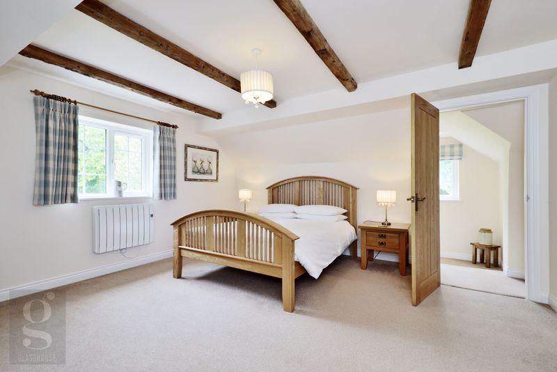 The Granary - Bedroom
