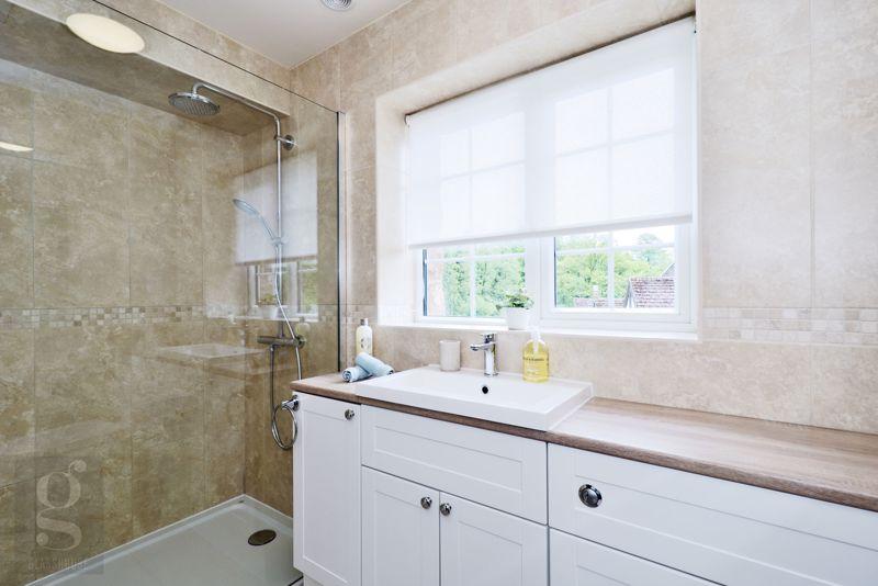 The Granary - Shower Room