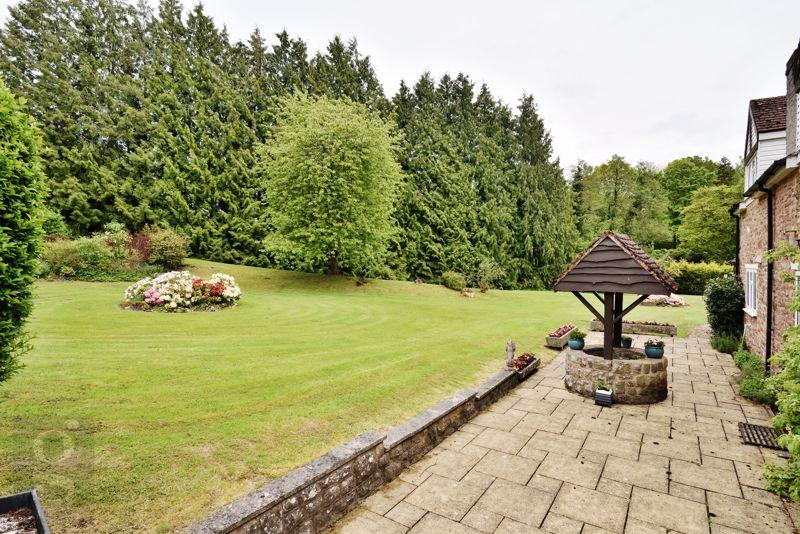 Rear Gardens & Terrace