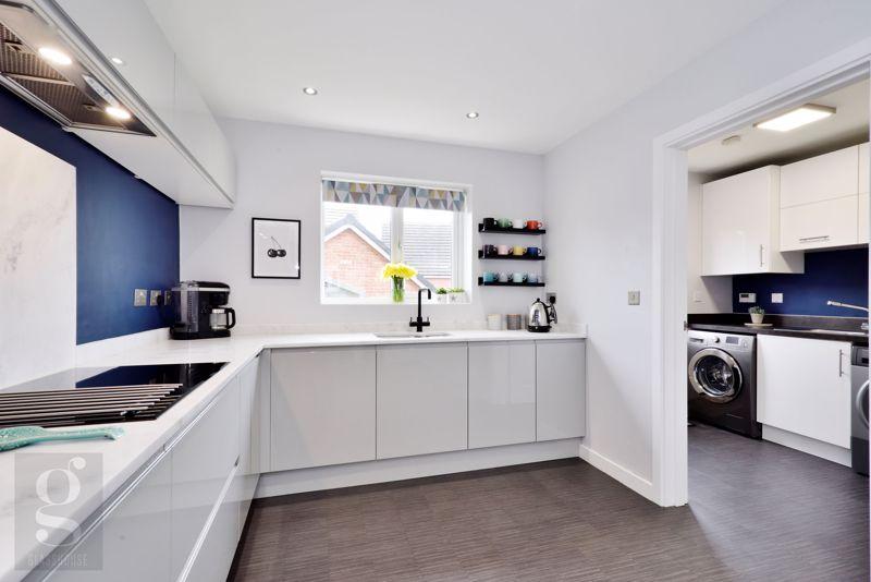Kitchen - Utility Room