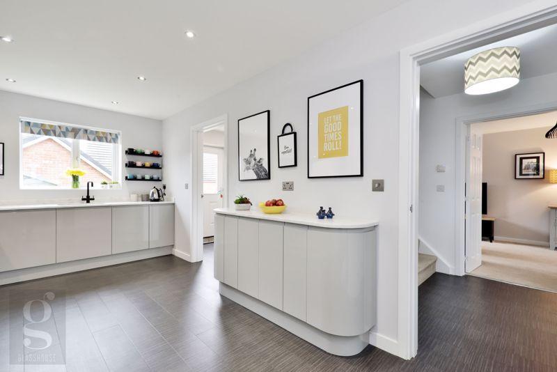 Kitchen - Hall