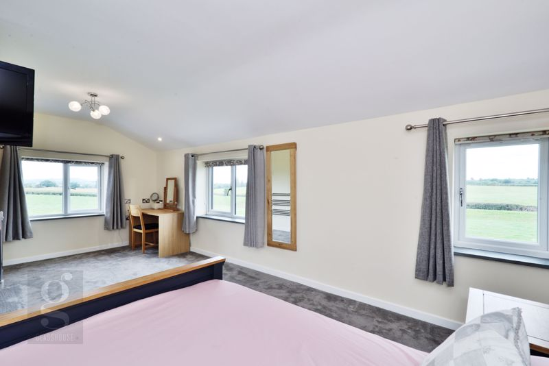 Master Bedroom With Views To The Malverns