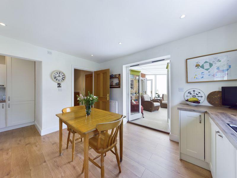 Kitchen - Garden Room
