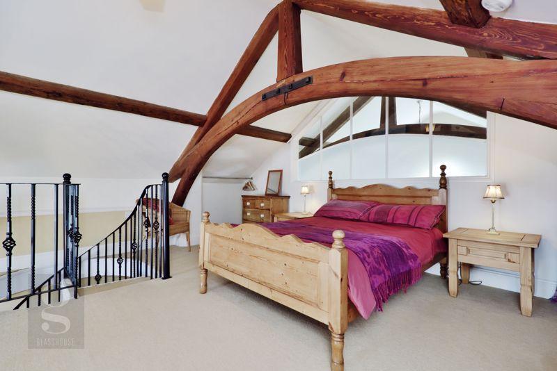 Annex - Mezzanine Bedroom
