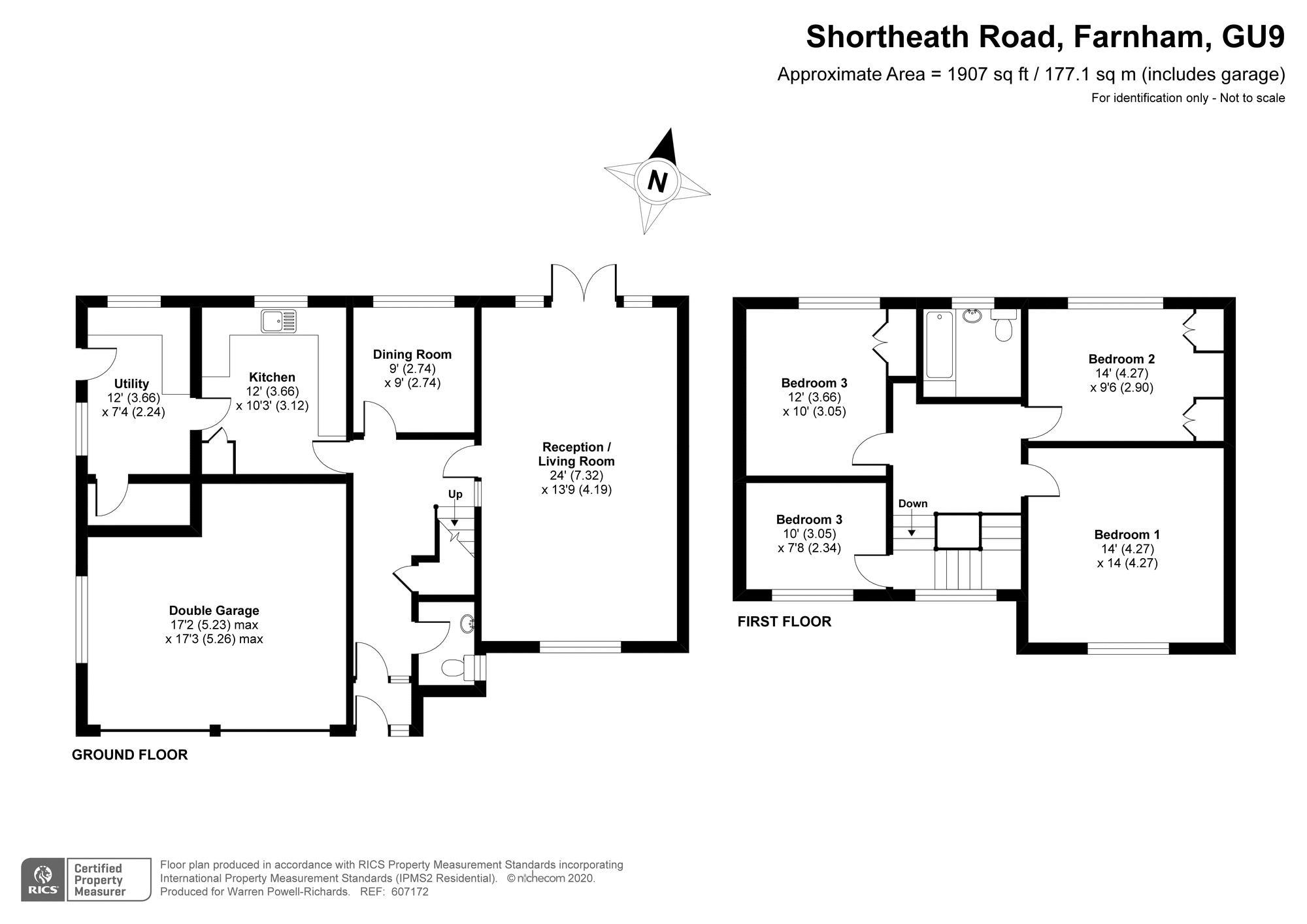 Shortheath Road