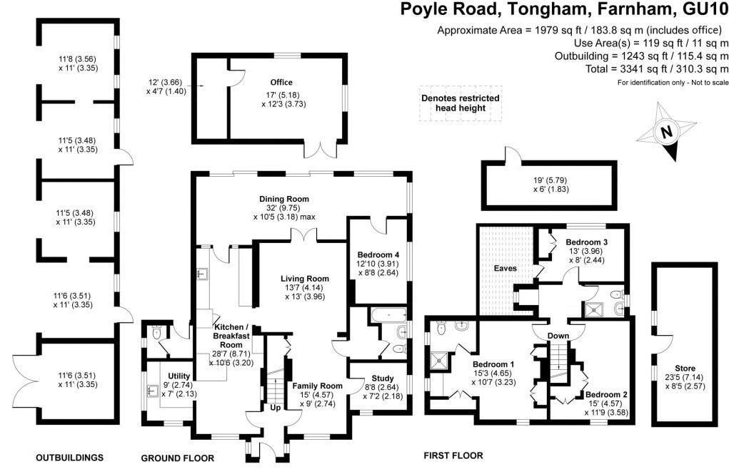 Poyle Road Tongham