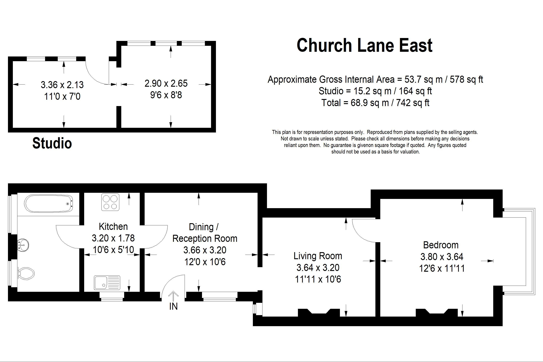 Church Lane East