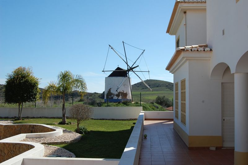Windmill View