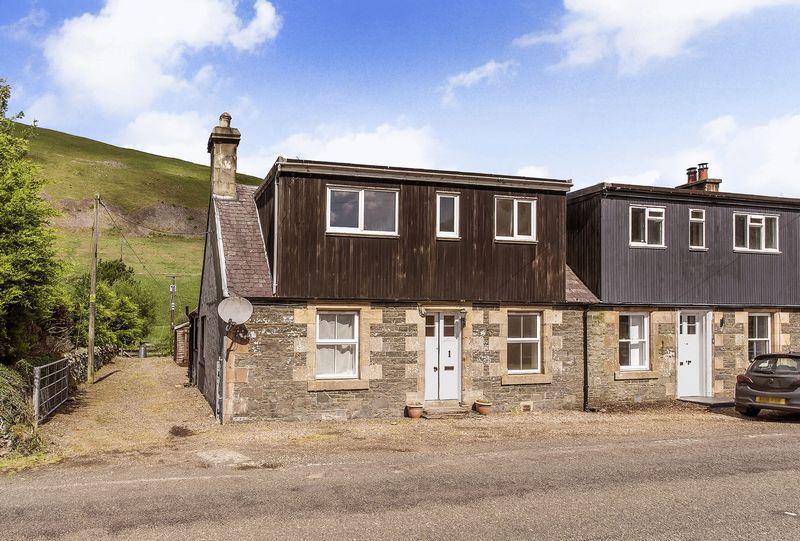 Crookhaugh Cottages Tweedsmuir