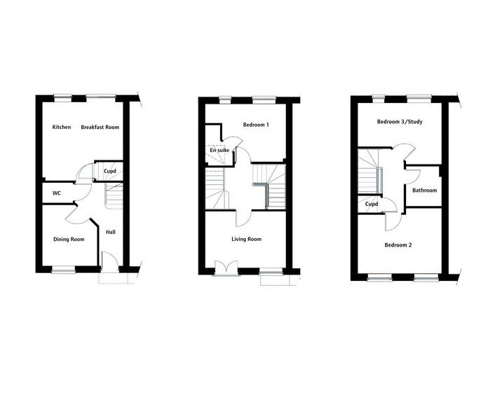 Greyfriars Floorplan