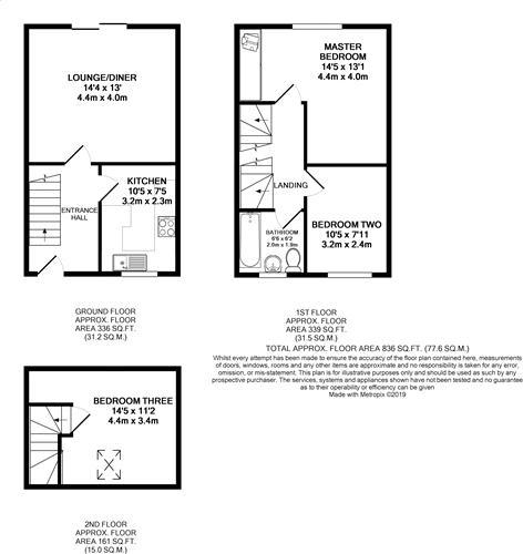 Teesdale - Floorplan
