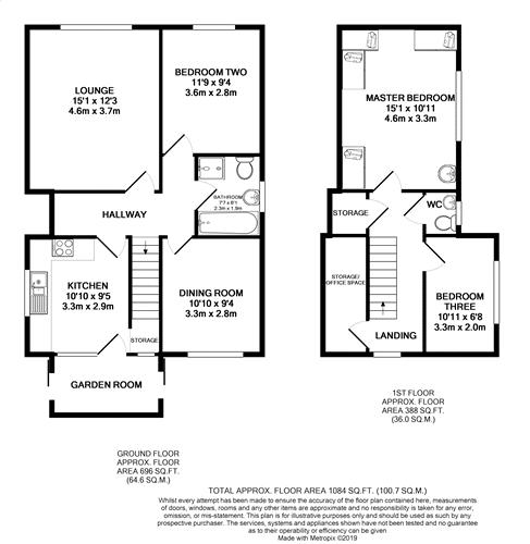 Forgewood - Floorplan