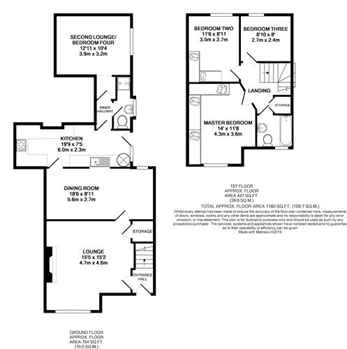 Hibbert Terrace - Floorplan