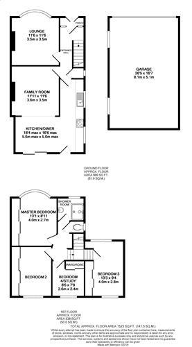 Lonsdale Road - Floorplan