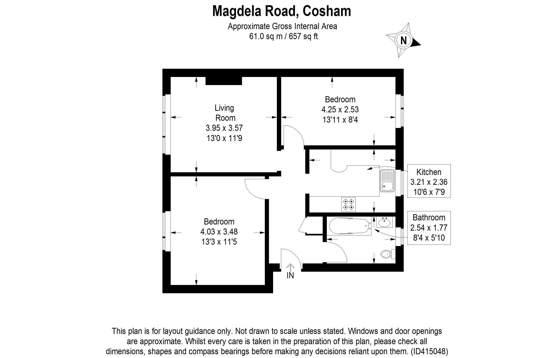 Magdala Road Cosham