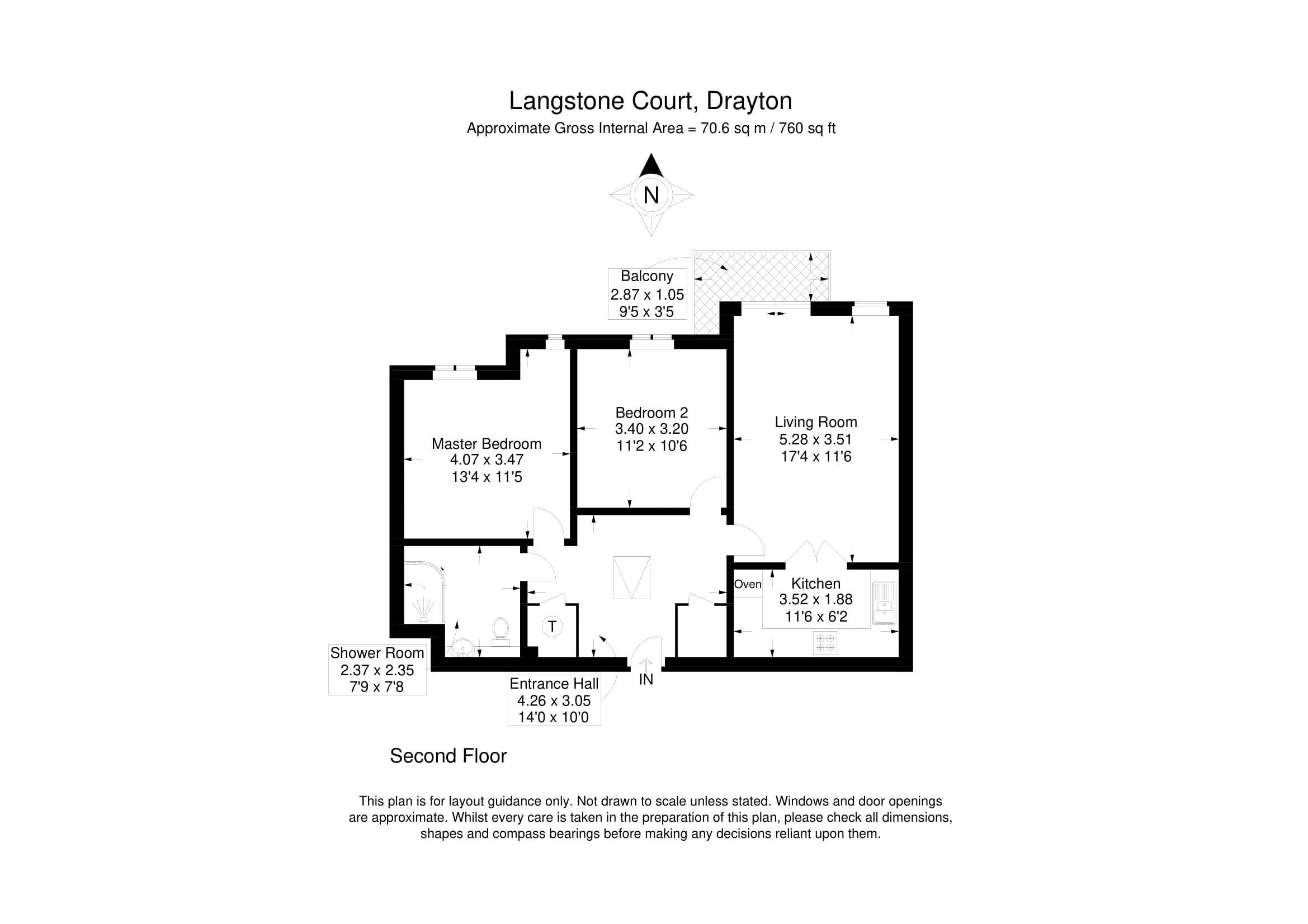 Langstone Court Drayton Lane