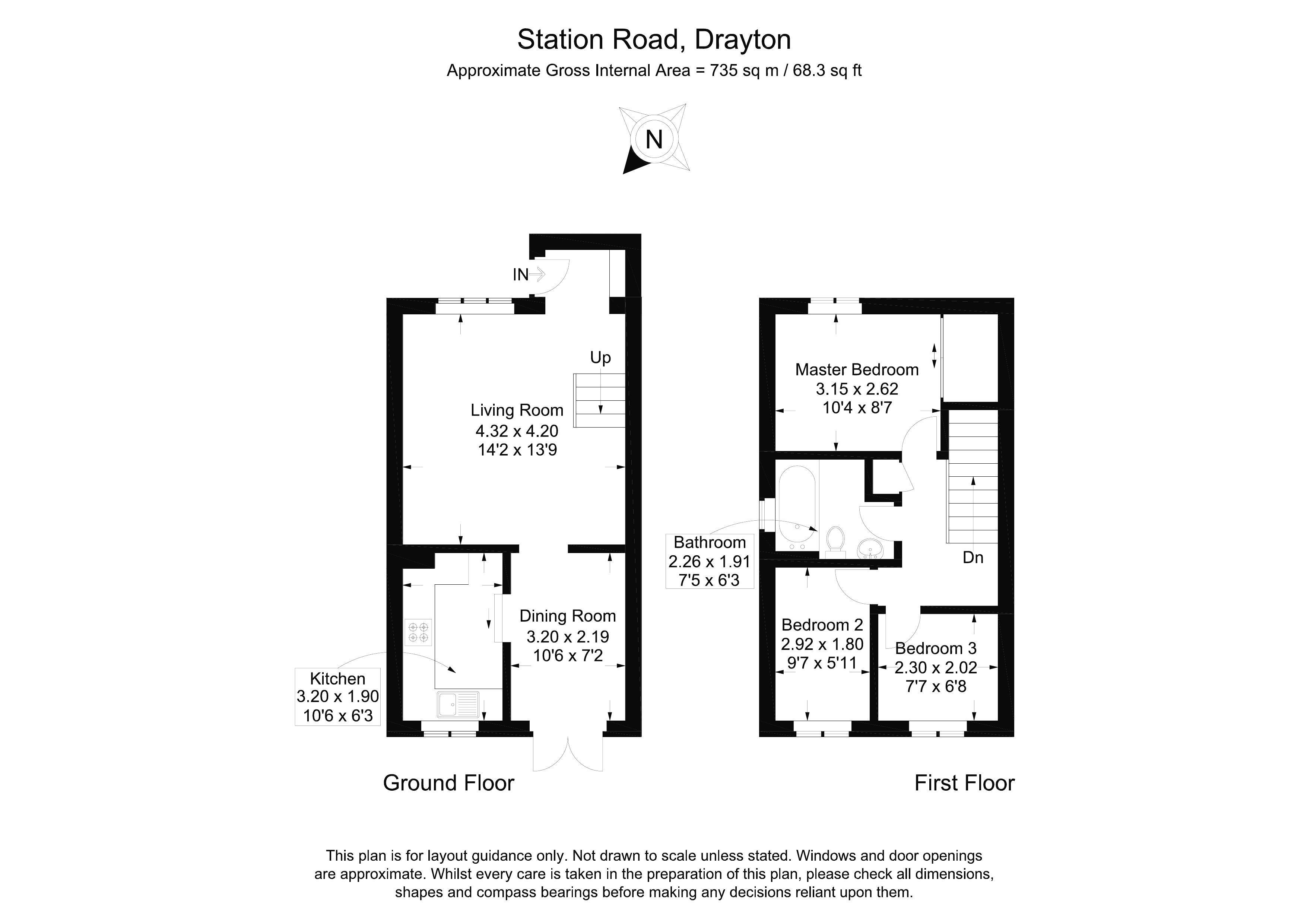 Station Road Drayton
