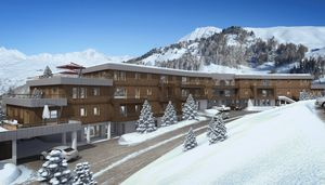 La Plagne Centre - Lodges 1970 (1 bed) - Paradiski