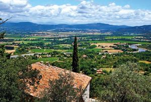 Closerie des Tonnelles  Le Puy-Sainte-Réparade (3bed)