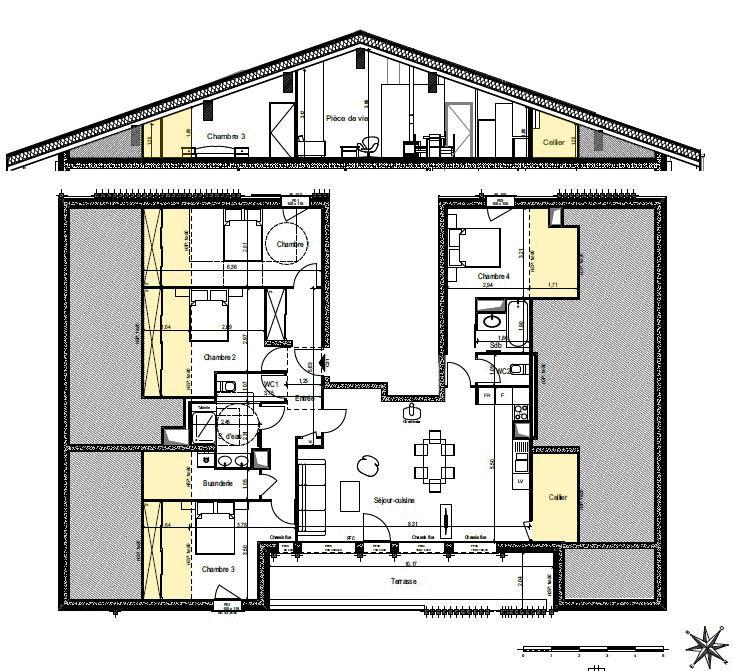 4 bed - 1