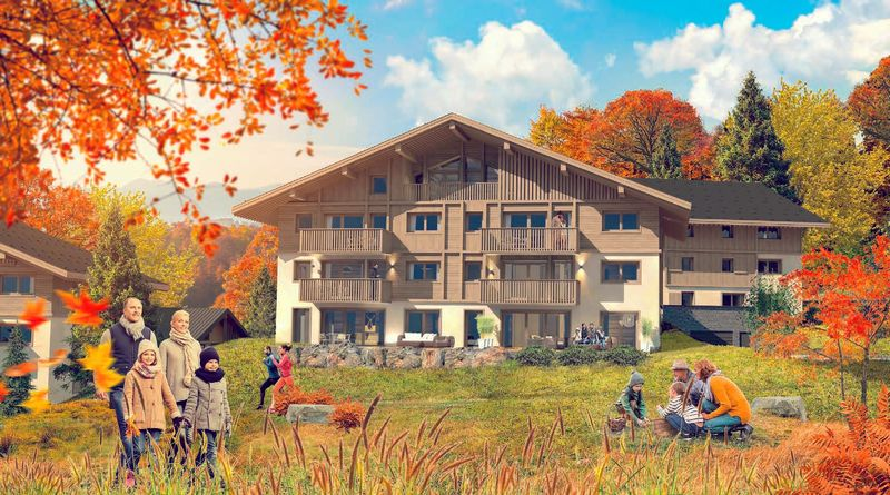 MEGEVE - SILVER LODGE (4 Bed)