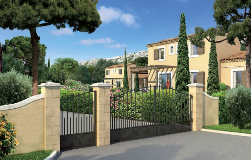Paradou - Villas Lavande (4 bed)