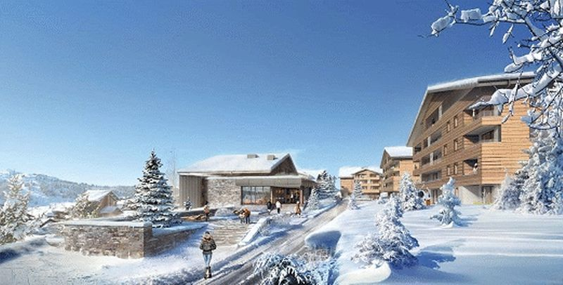 ALPE D'HUEZ - WHITE PEAK LODGE (4BED + CABIN) ALPE D'HUEZ