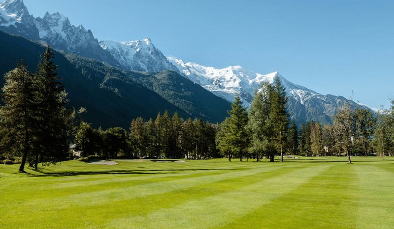 CHAMONIX VALLEY - LE GREEN (3BED)