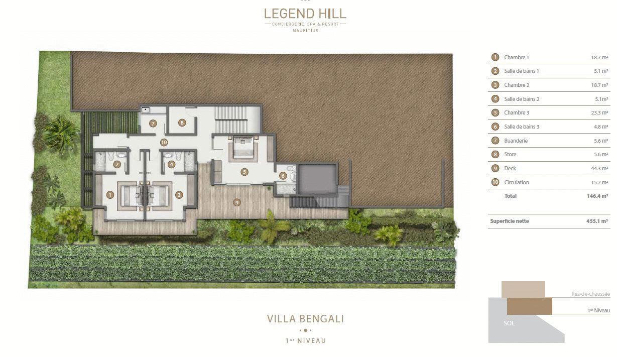 Villa - 1st floor