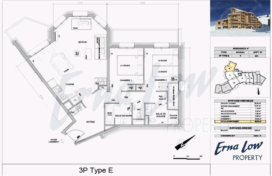 AVORIAZ - RESIDENCE ARIETIS (2 BED) AVORIAZ