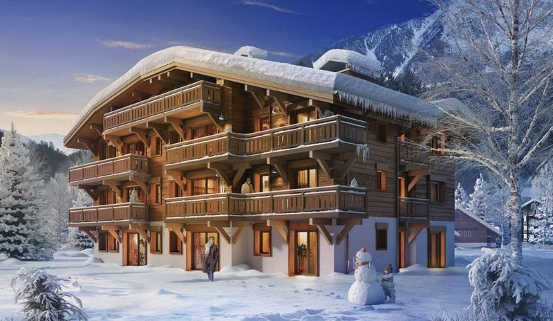 CHAMONIX VALLEY - LE GREEN (2BED)