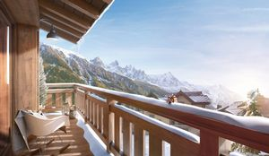 CHAMONIX VALLEY - LE GREEN (2BED) CHAMONIX