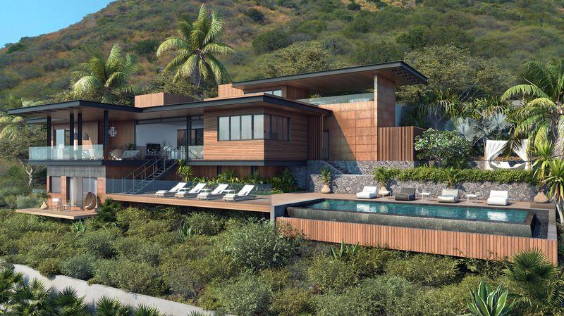 Mauritius - Legend Hill - Penthouses