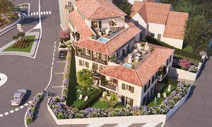 Sainte Maxime - Villa Massimo (1 bed)
