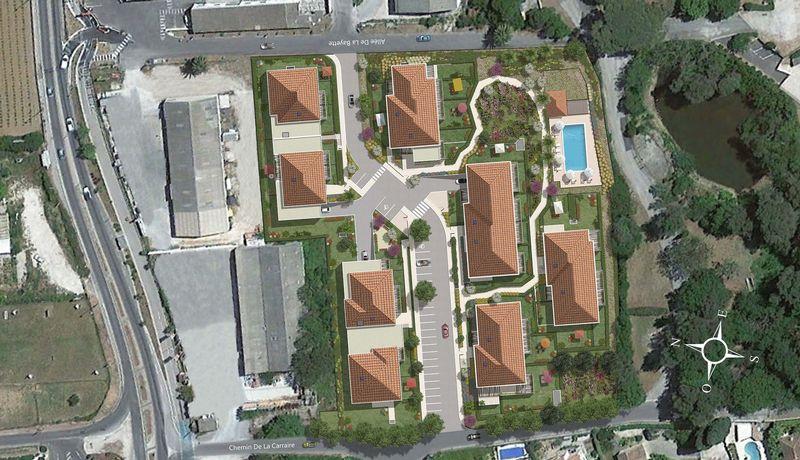 Domaine Sunset Garden - (3bed)