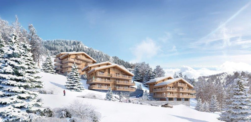 Chatel - 4 Seasons (4 bed)