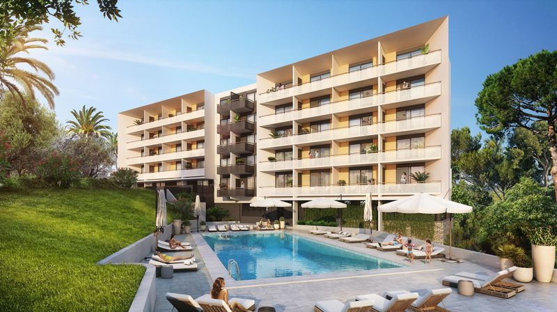 Cannes Horizons - Cannes (1 bed special)