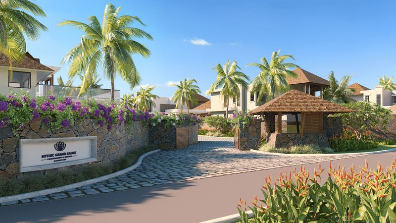 Mythic Grand Gaube - 4BED VILLAS