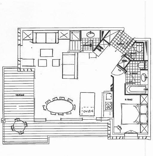 ARC 1950 - 151 + 152 Refuge du Montagnard Paradiski