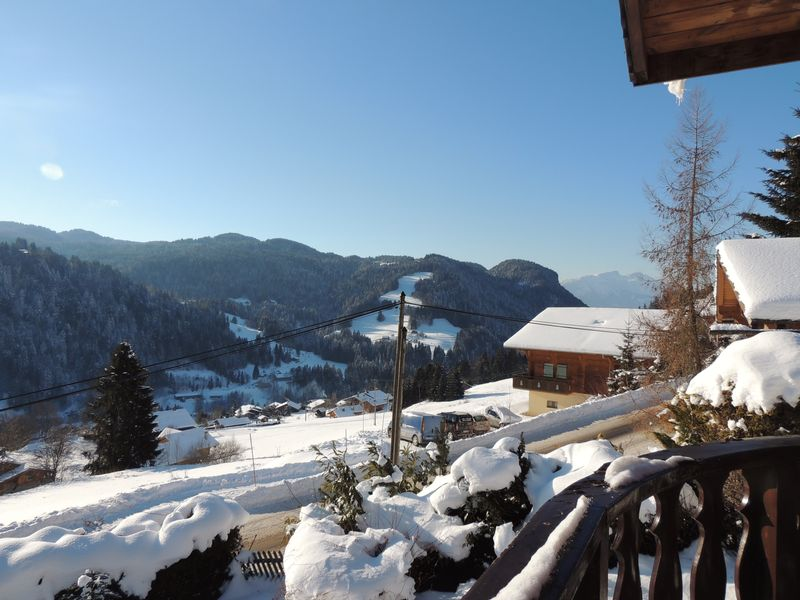 Les Gets - Traditional  5 bedroom chalet